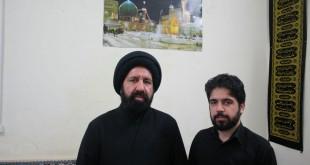 حاج محمد وفانیا - شهادت حضرت زهرا (س) محفل شاه علقمه