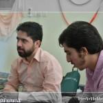 حاج محمد وفانیا - سید علی وکیلی - محبان الحسین کاشان-روزمیلاد امیر المومنین (ع)