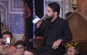 حاج محمد وفانیا - شب اول محرم 1394